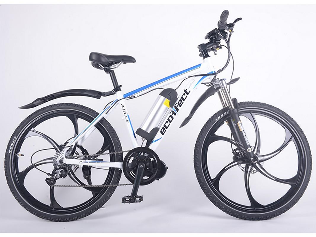 Электровелосипед Ecoffect Rush 26