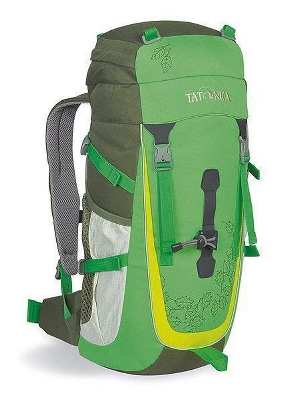 Рюкзак Tatonka Baloo, 22л, светло-зелёный, детский, 1807.007