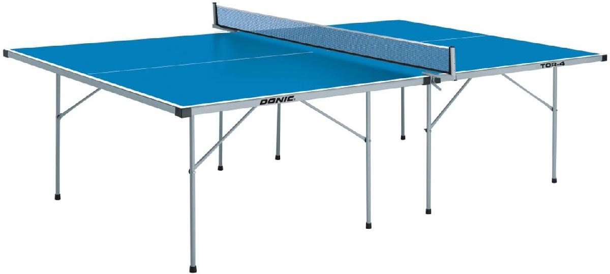 Теннисный стол всепогодный Donic Tornado-4 TOR-4 Синий
