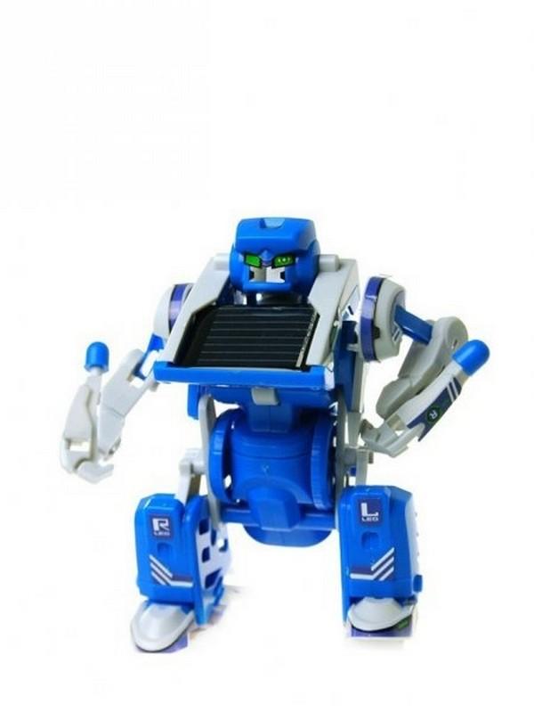 Конструктор на солнечной батарее 3 в 1 Bradex Робот-трансформер DE 0176 трансформер город игр робот машинка мустанг gi 6134