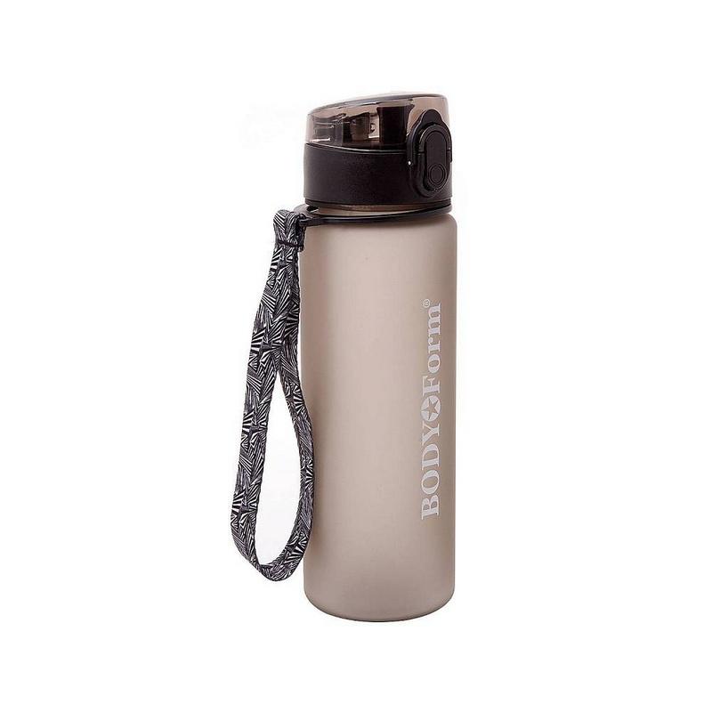 Спортивная бутылка Body Form BF-SWB10-500 черный фото