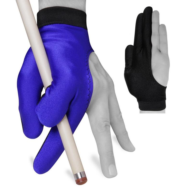 Перчатка Fortuna Classic синяя/черная