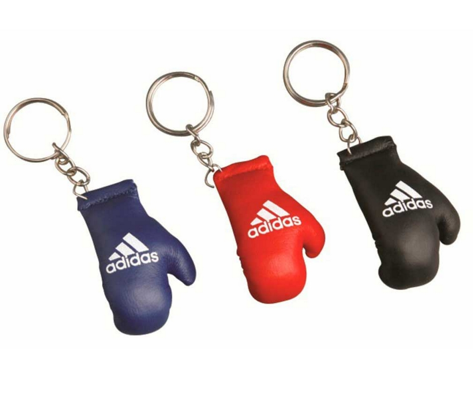 Брелок для ключей Adidas Key Chain Mini Boxing Glove adiMG01 цена
