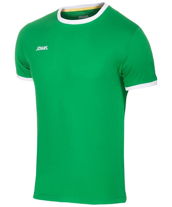 Футболка футбольная J?gel JFT-1010-031 зеленый\белый фото