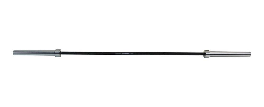 Купить Гриф олимпийский прямой Original Fit.Tools L220 см D50 мм 86 , до 453 кг FT-OB-1000LBS-BC,