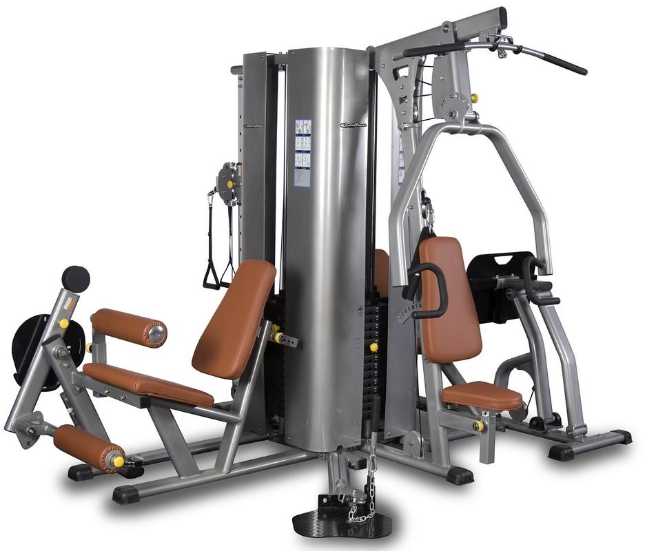 Мультистанция профессиональная BenCarFitness TS-4000 жим от груди гребная тяга spirit fitness dws101 u2