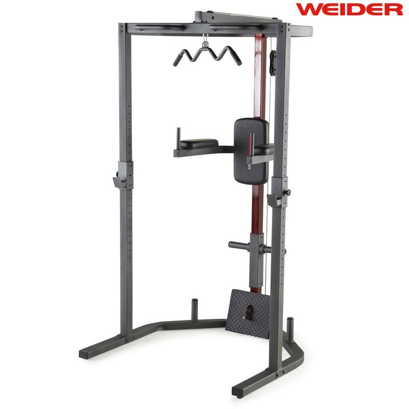 Многофункциональный силовой тренажер Weider PRO Power Rack 14933