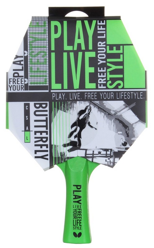 Ракетка для настольного тенниса Buttefly Free Your Style CV