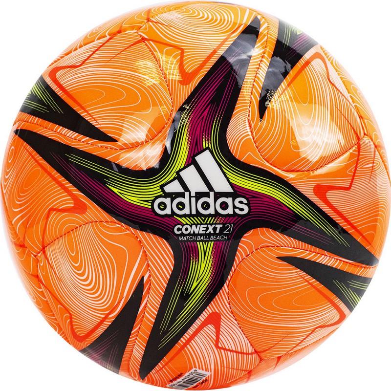 Купить Мяч для пляжного футбола Adidas Conext 21 Pro Beach GK3485 р.5,
