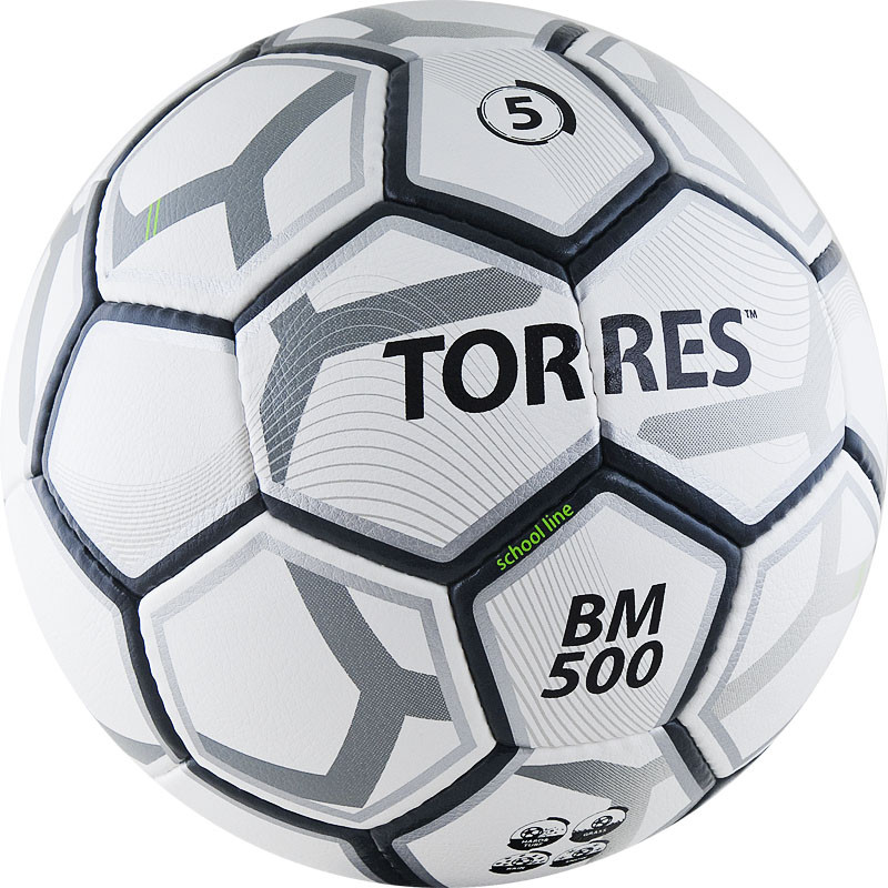 Купить Мяч футбольный Torres BM 500 F30635 р.5,