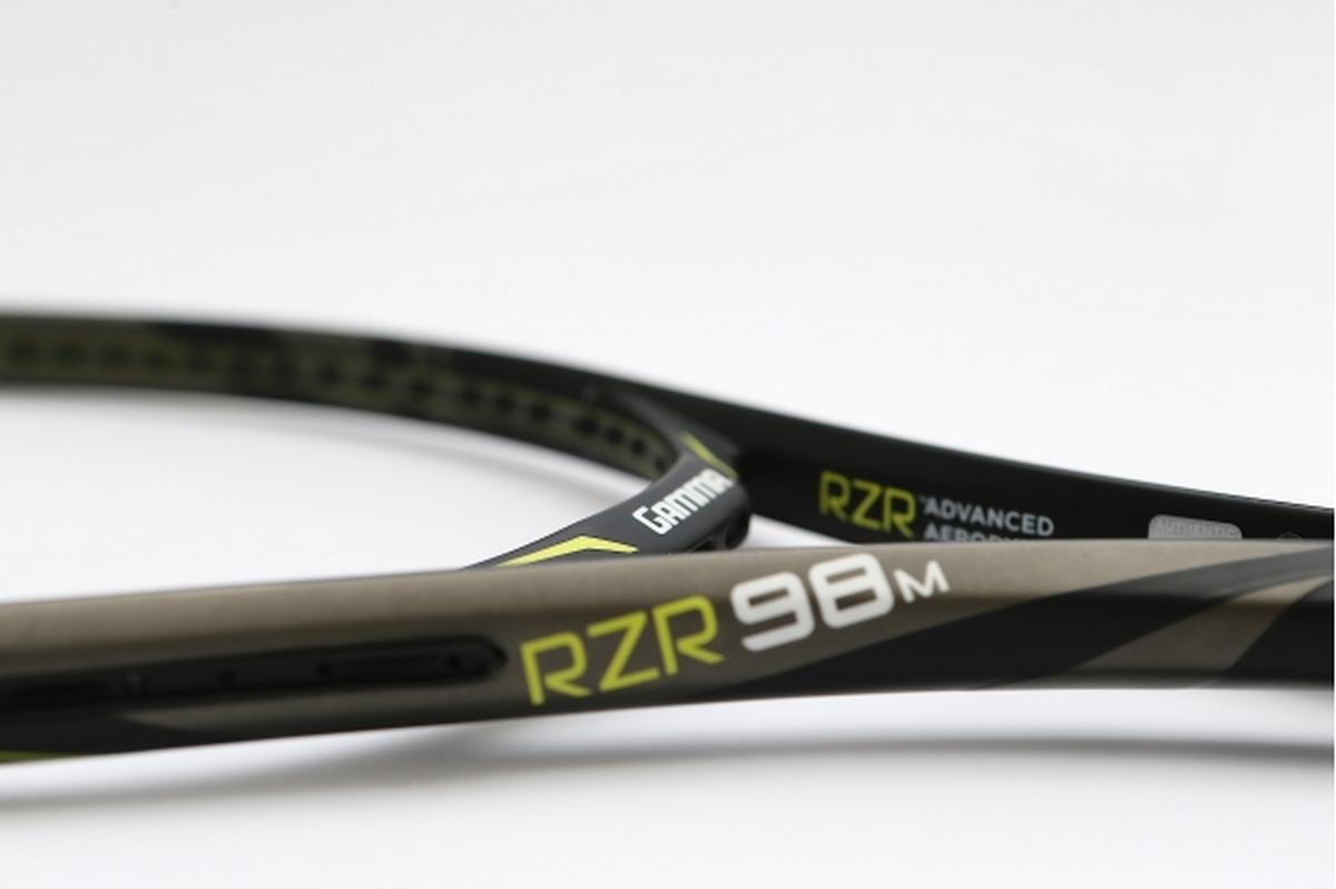 Ракетка для большого тенниса Gamma RZR 98M
