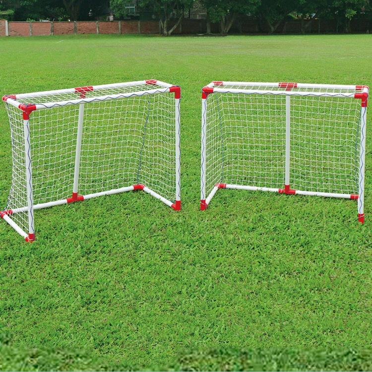 Купить Набор детских футбольных ворот (пара) Proxima 108х88х54 см JC-121A2,