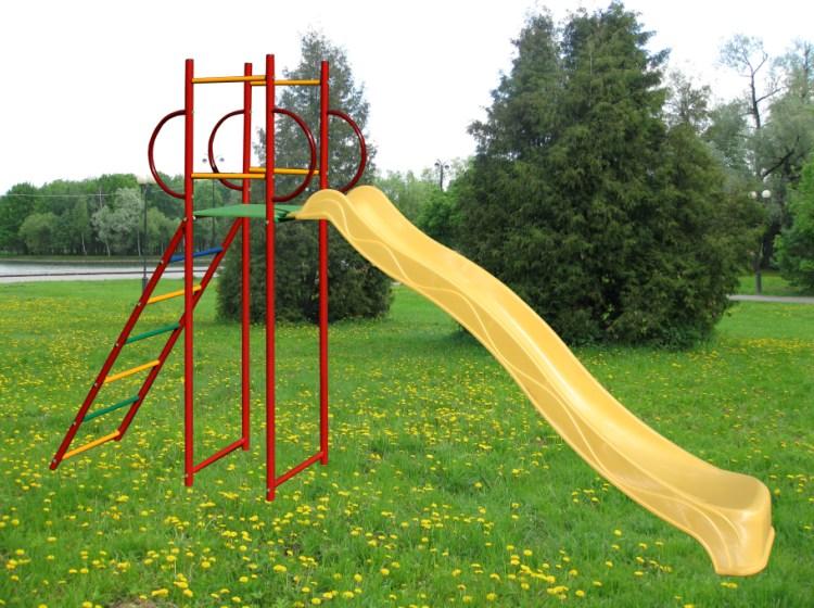 Горка большая Вертикаль (скат - 3,0 метра) стенка горка в минске рио 3 недорого