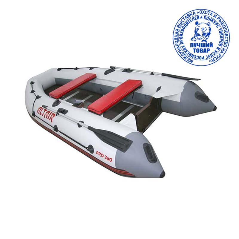 Купить Надувная лодка ПВХ Altair Pro 360,