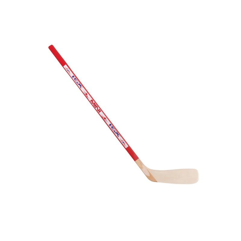 Клюшка детская RGX Mini Red крюй прямой safsof клюшка хоккейная с шайбой 70см