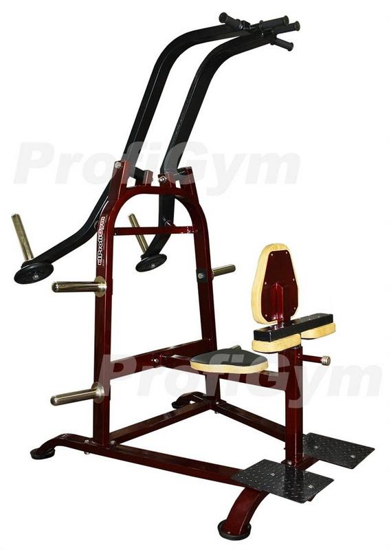 Купить Хаммер для спины вертикальный ProfiGym ТДХ-0110-DEР,