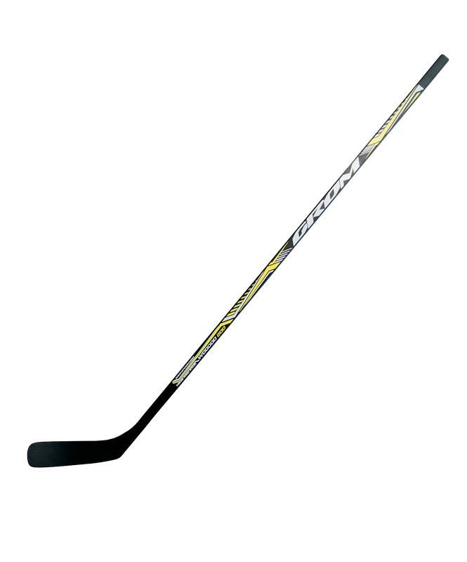 Клюшка хоккейная GROM Woodoo200, Mini, прямая
