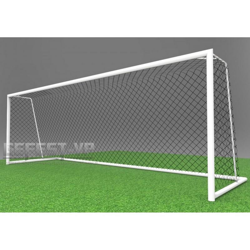Купить Ворота для футбола, стальные, переносные Gefest СП-7101 (732x244) пара,