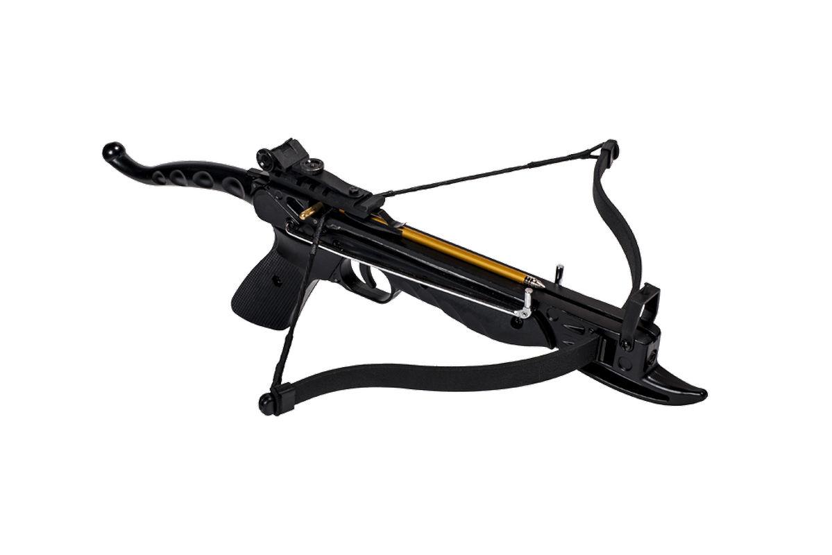 Арбалет-пистолет Скаут (черный) Interloper CR-039B