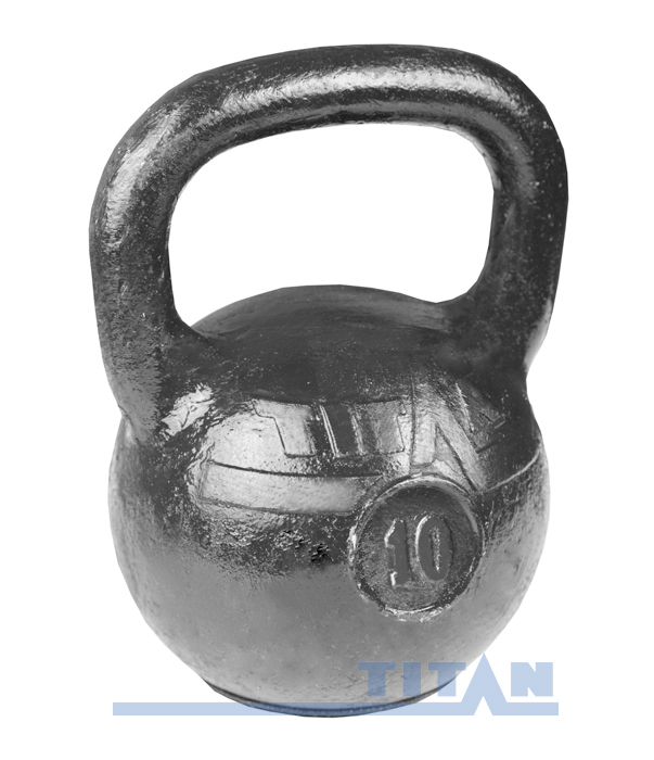 Гиря 10 кг MB Barbell Titan
