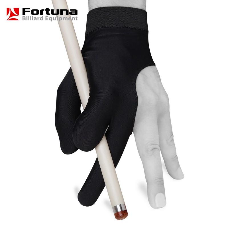 Перчатка Fortuna Classic универсальная 04819 черная фото