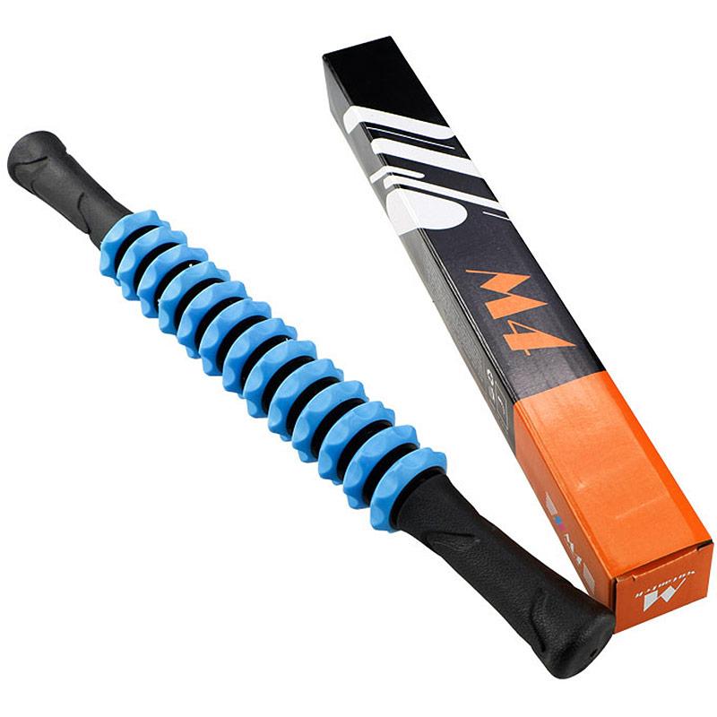 Купить Ролик палка гимнастическая массажная Hawk М4 (синий) B31270-2,