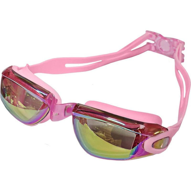 Купить Очки для плавания регулируемый B31549-2 Розовый Мультиколор, NoBrand
