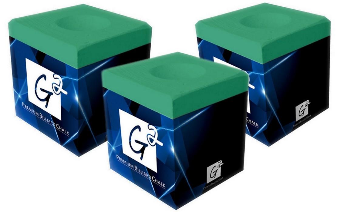 Мел G2 Japan зеленый 1 шт.
