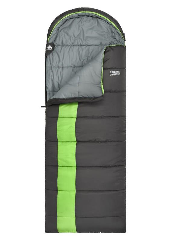 Купить Спальный мешок Trek Planet Dreamer Comfort серый/зеленый 70387-R в России