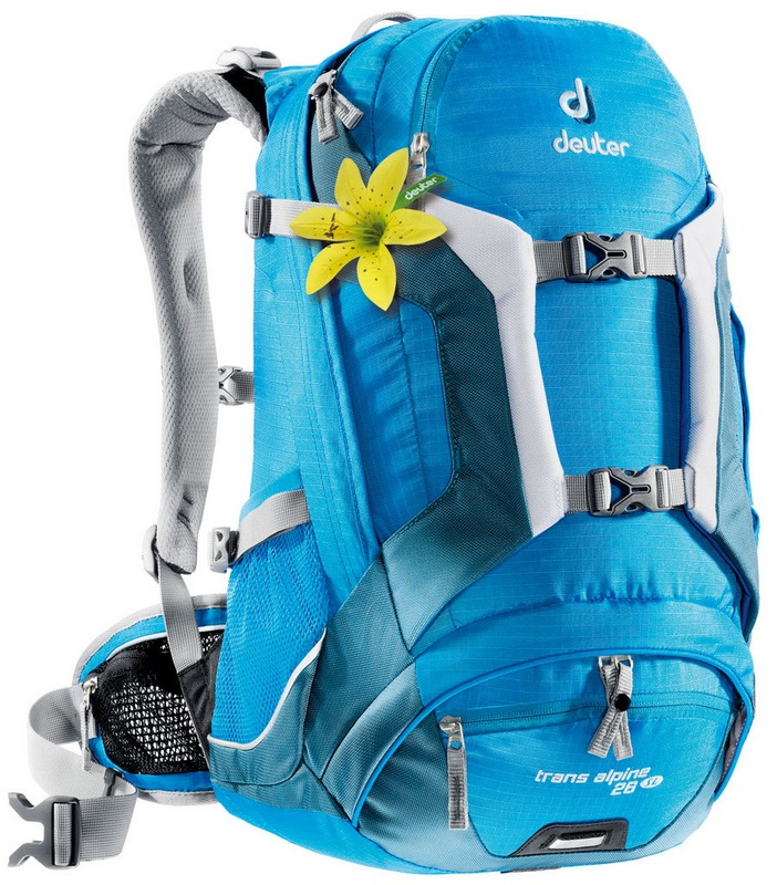 Рюкзак Deuter Trans Alpine 26 SL turquoise-arctic рюкзак deuter daypacks giga bike 28l 2015 turquoise midnight