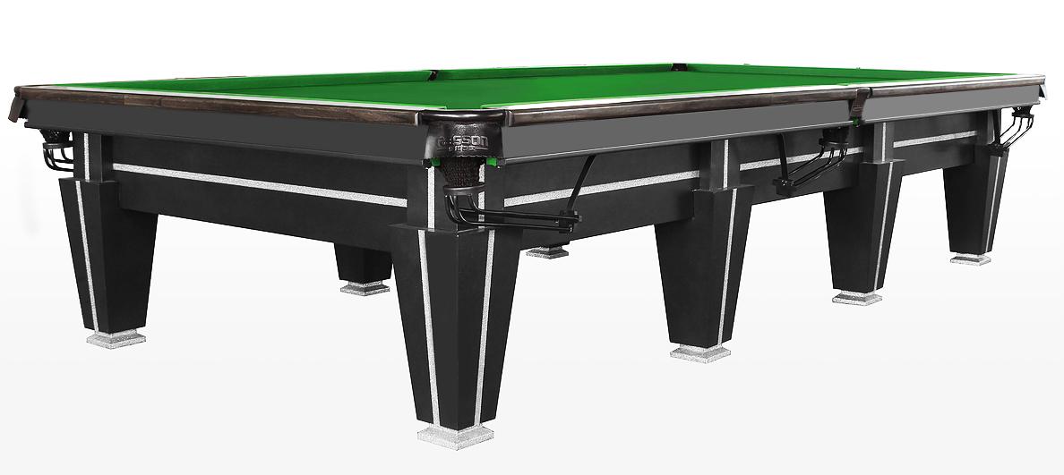 Купить Стол/снукер WBC Magnum Pro 12 ф (черный, плита 50 мм в комплекте) 56.990.12.5, Weekend Billiard Company