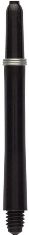 Хвостовики Winmau Nylon с колечками (Medium) черного цвета