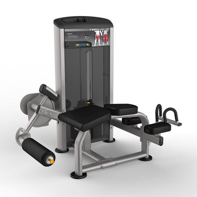 Сгибание ног лежа Aerofit IE9521 мультитренажер для бедер и ягодичных aerofit ie9509