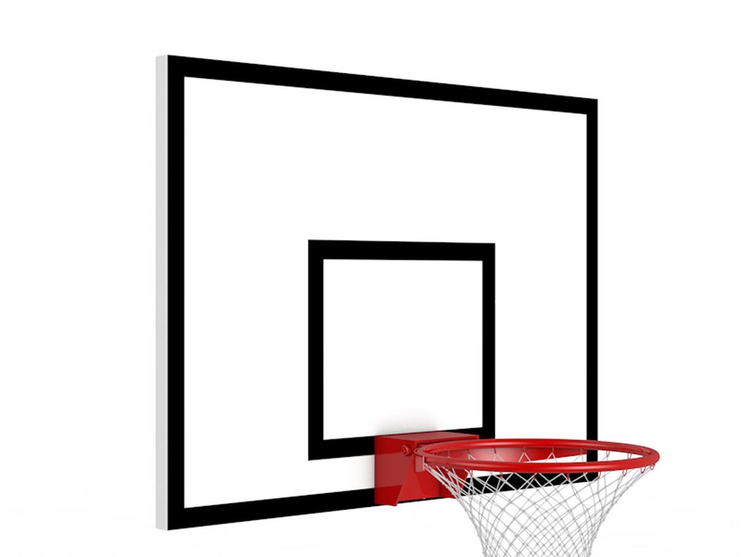 Купить Щит баскетбольный антивандальный из металлического листа Glav 01.204,