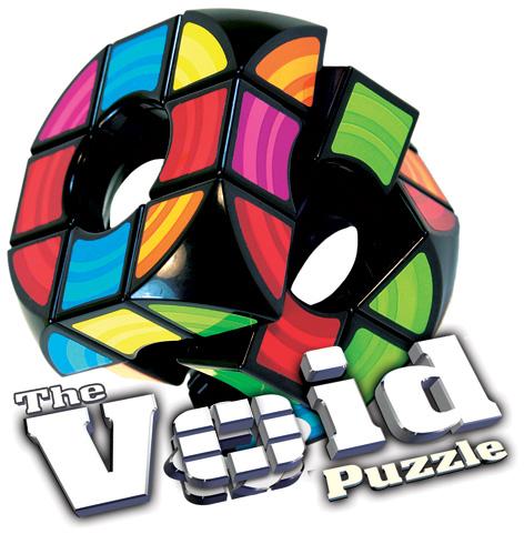 Купить Головоломка Rubik's Кубик Рубика Пустой (VOID 3х3), NoBrand, Настольные игры
