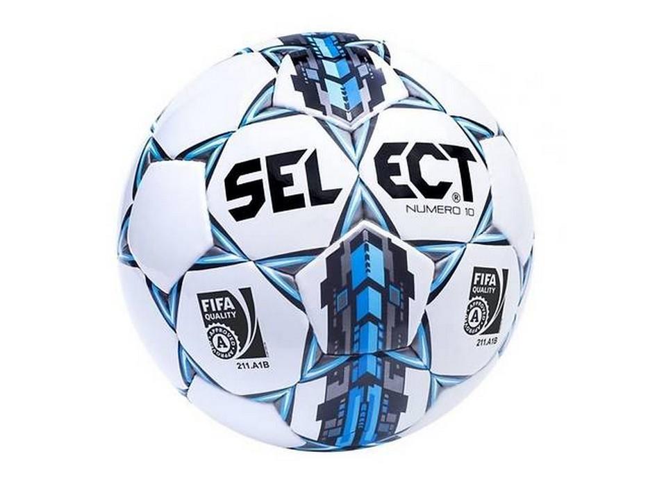 Мяч футбольный Select Numero 10 IMS, 810508-002 р.5 мяч футзальный select futsal talento 11 852616 049 р 3