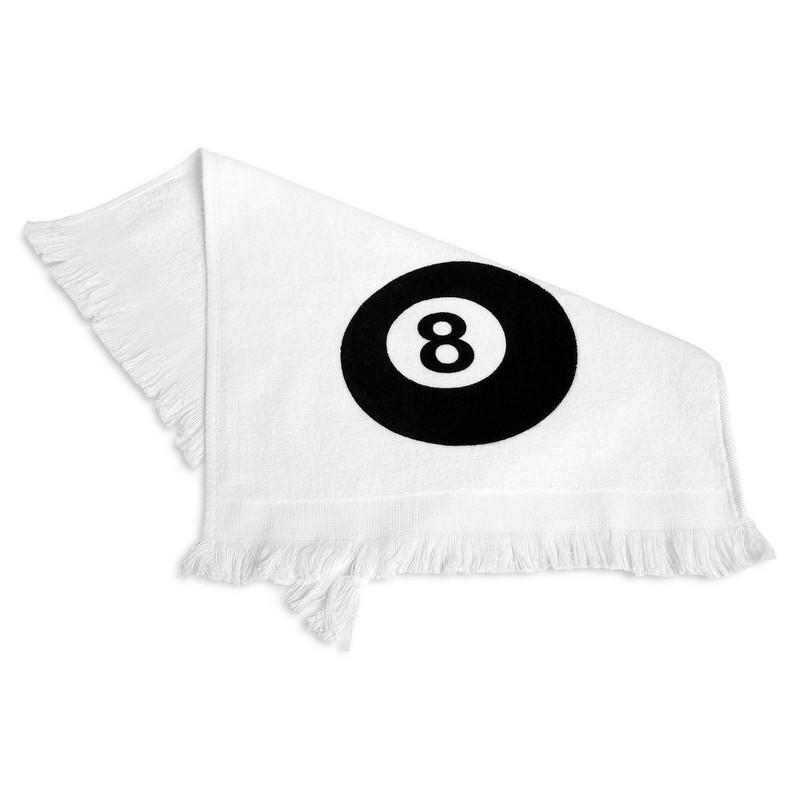 Полотенце для чистки и полировки Шар №8, 05013 белое