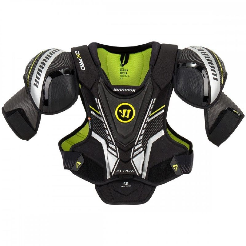 Защита груди/плеч Warrior Alpha DX SR Shoulder Pads DXSPSR9-M