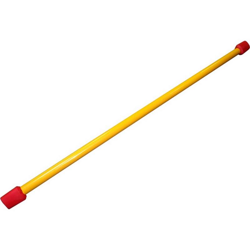 Бодибар ФСИ 2кг, L120 cм, 4037 желтый,  - купить со скидкой