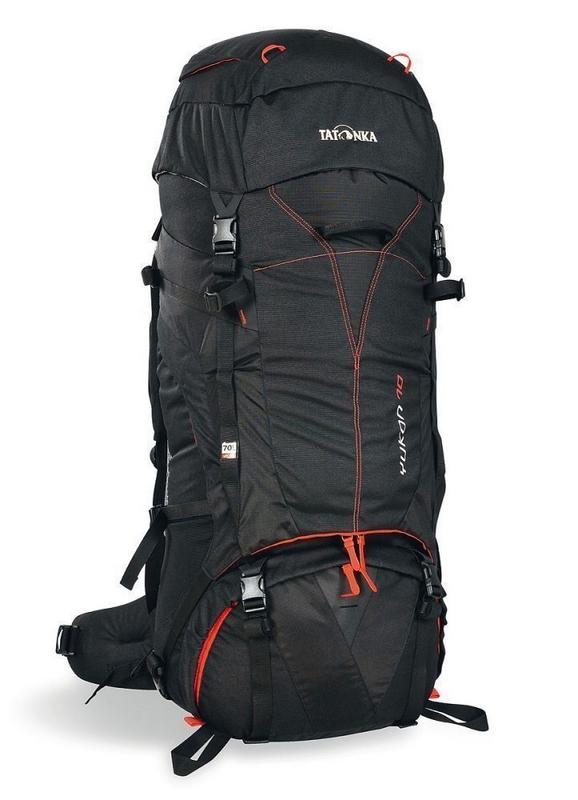 Рюкзак Tatonka Yukon 70л, чёрный, 1402.040