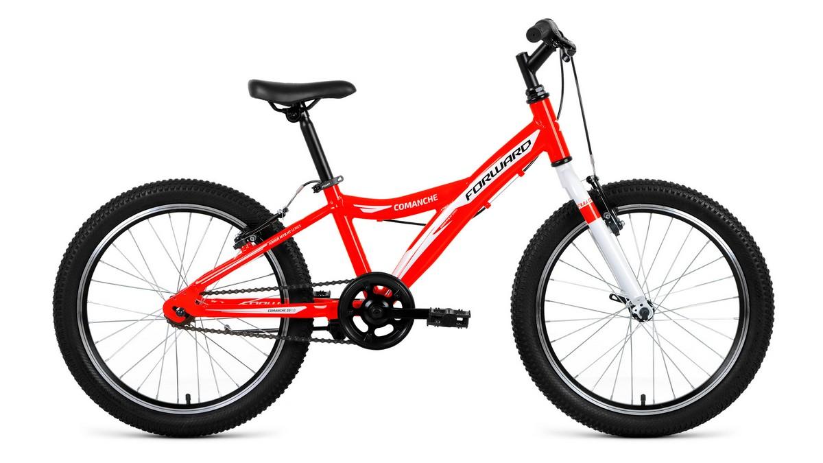 Купить Велосипед 20 Forward Comanche 20 1.0 18-19 г, (велосипеды)