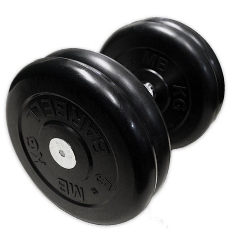 Гантель 23,5 кг MBBarbell MB-FdbM-B23,5 aquilon mb fdbm b61 href