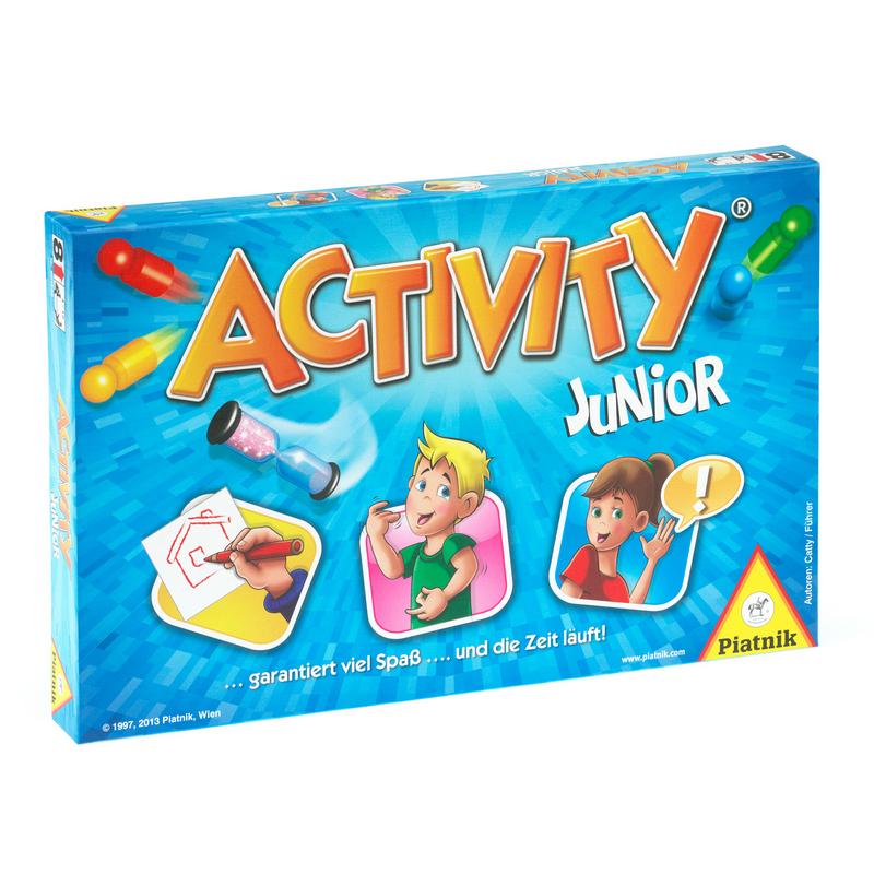 Купить Настольная игра Activity для детей (издание 2015) Piatnik 793646, Настольные игры