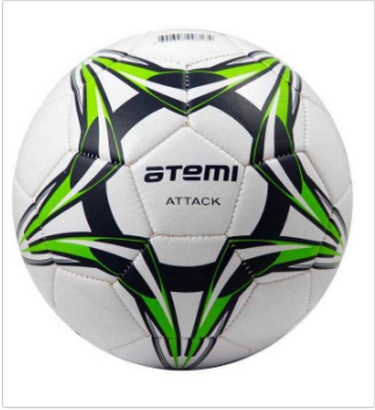 Мяч футбольный Atemi foam р.3 ATTACK PVC