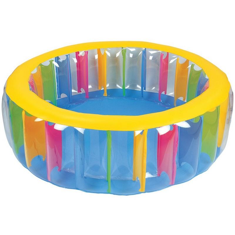 Детский круглый бассейн 183х61см Bestway Разноцветный 51038
