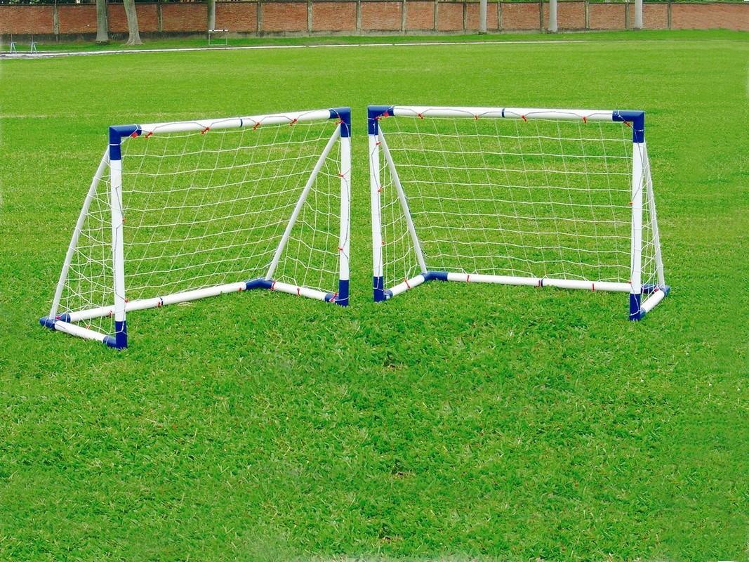 Купить Футбольные ворота из пластика Proxima размер 4 фут (пара) JC-429A,