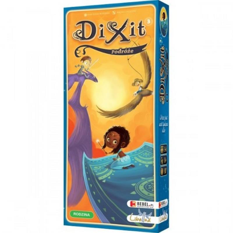 Настольная игра Диксит 3. Путешествие