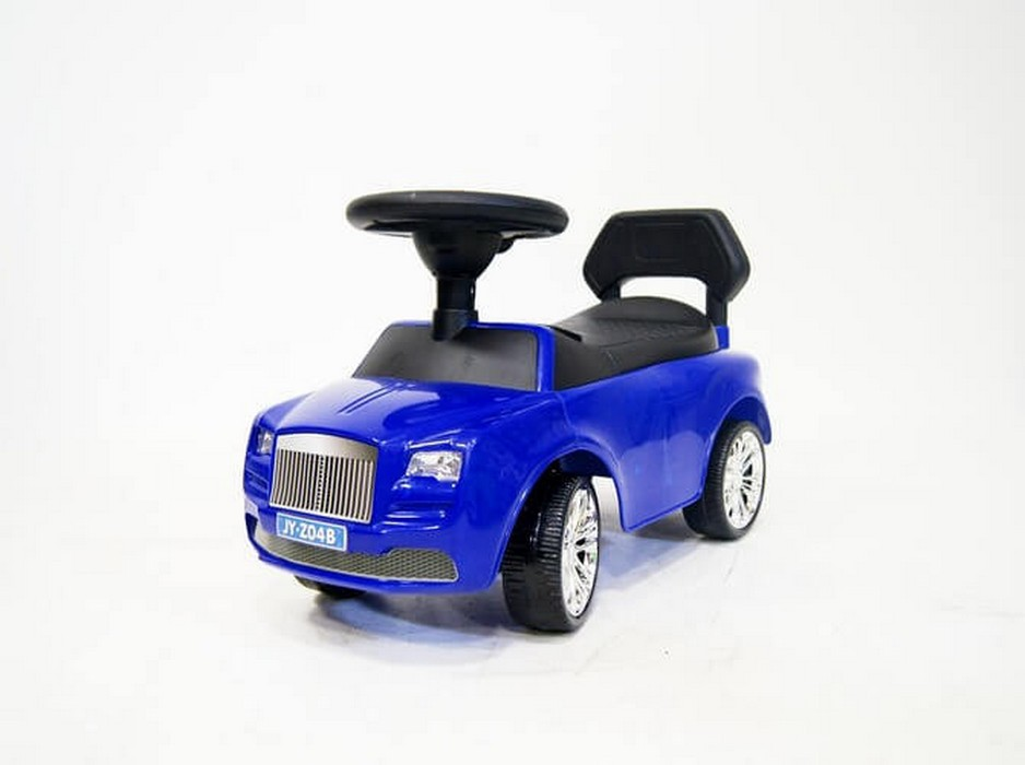 Толокар River-Toys JY-Z04B-Rolls Royce