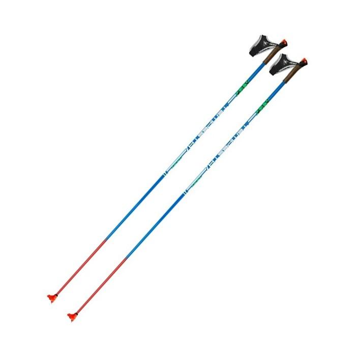 Лыжные палки KV+ 20P007Q Tempesta Q. Карбон 90%+Стекло 10%