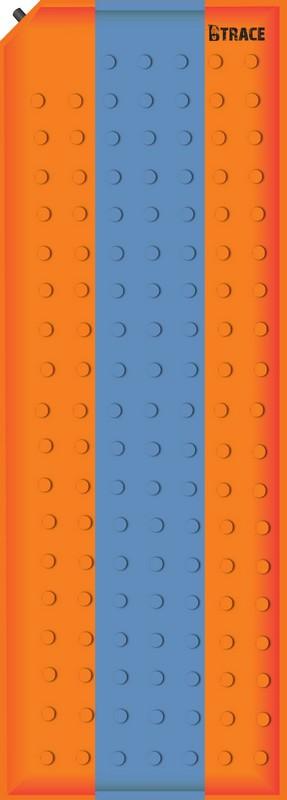 Ковер самонадувающийся BTrace Basic M0201 180х50х2,5см